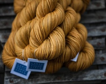 Hayden DK Hand Dyed Superwash Merino Yarn