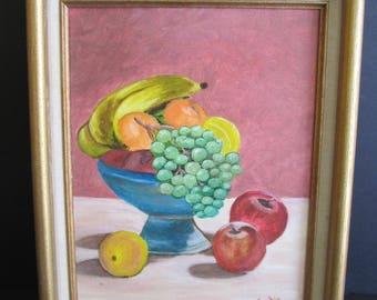 Still Life, Art, Paintings, Framed Art, Original Art, Still Life Art, Fruit Paintings, Fruit, Oil Paintings, Acrylic Paintings, Sophia