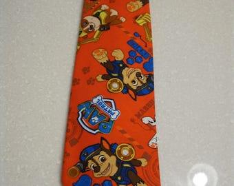 Men's Paw Patrol Character Necktie