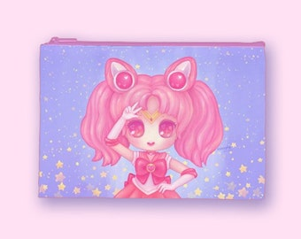 "Cosmetic Bag ""Sailor Chibi Moon"""