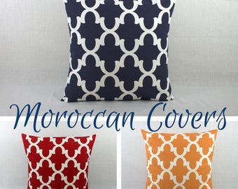 Throw Pillow Covers 16x16 set - Decorative Pillows for Couch - Decorative Sofa Pillows