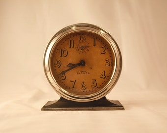 Working 1927 Big Ben Alarm Clock