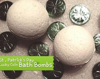 St.Patrick's Day Bath Bombs