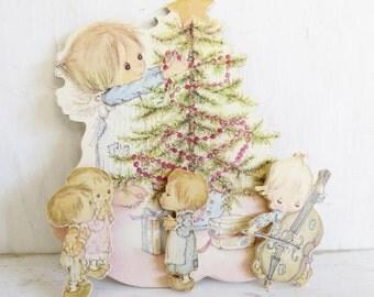 Christmas Hollie Hobby Paper/Cardboard Embellishments- Christmas Tree-