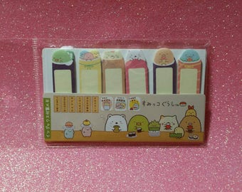 1x Pack San X Sticky Note Tabs