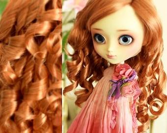 "Paige Doll WIG 8-9"" for dolls : Pullip, Wichtel, Msd, Kaye Wiggs, Dollmore, Sd, Dal, 1/3 BJD..."