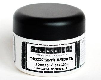 Natural Deodorant. No fragance, No aluminium. Organic. Vegan.