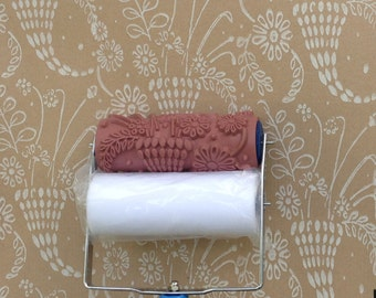 Wildflowers - Patterned Paint roller