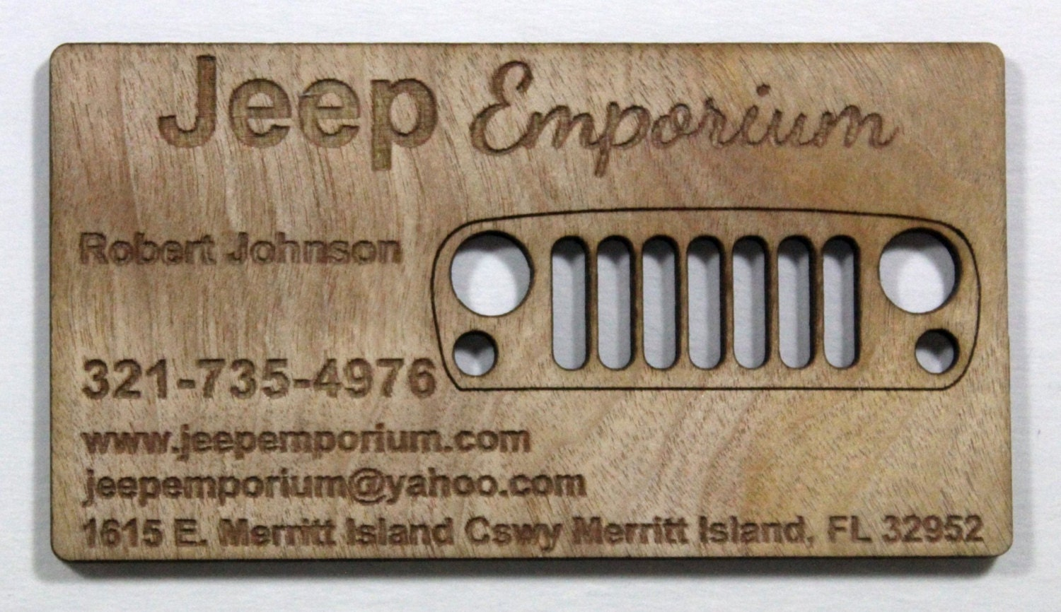 Custom wood business card unique wood cards laser cut and 2500 magicingreecefo Images
