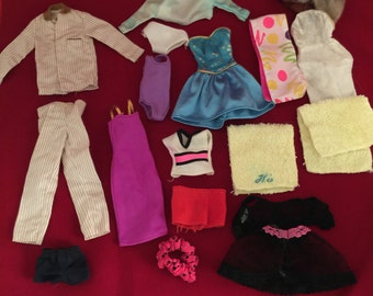 Vintage Barbie Clothes