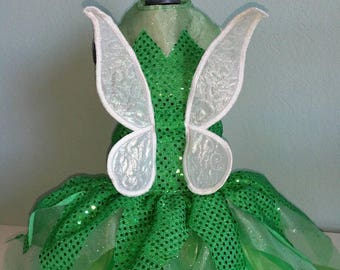 Tinkerbell Dog Costume
