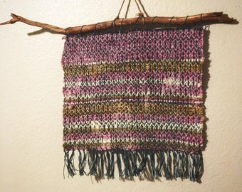 Handspun Weaving