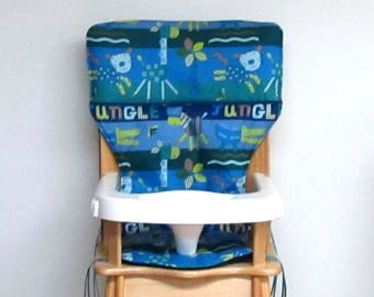 Jenny Lind High Chair Pad Replacement Baby Accessory Eddie