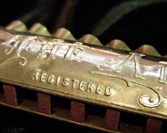 ANDS KOCH ATLAS Harmonica Key of G