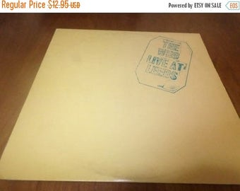Save 30% Today Vintage 1973 LP Vinyl Record The Who Live at Leeds Excellent Condition MCA Records 3620