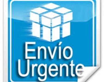 Urgent Shipment 24/48 Hours ** Only valid for Spain **