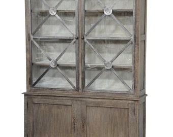 Tall Wood Cabinet from Terra Nova Designs