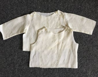 Baby Layette Shirt and Top