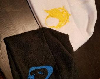 Custom beanie with custom symbol