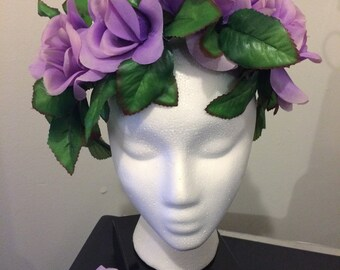 Flower Queen Crown