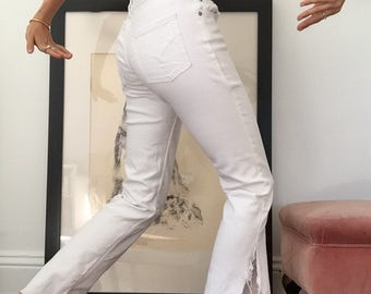 Not just white jeans