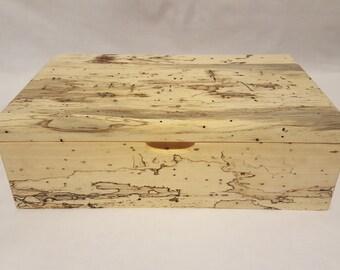 Gun Box, Spalted Tamarind