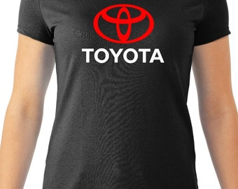 Toyota Women's Tee