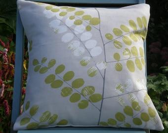 John Lewis 'Malin' Cushion Cover Fennel
