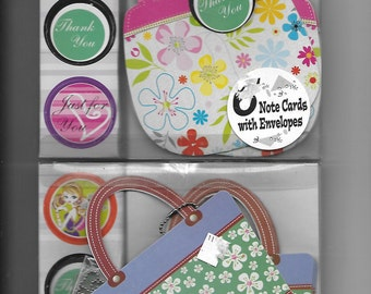 Puppy Bows ~ craft items 18 assorted papercrafting PURSES create your own gift note cards scrapbooking