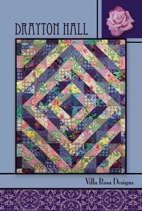 DRAYTON HALL Quilt Kit