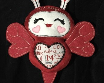 Love Bug Doll - personalized