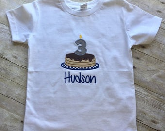 Pancake Birthday Shirt