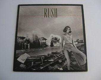 Rush - Permanent Waves - Circa 1979