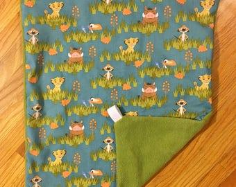 Small Animal, Cat & Ferret Hammock Pet Bed Simba Lion King