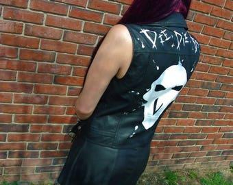 Reaper punk vest