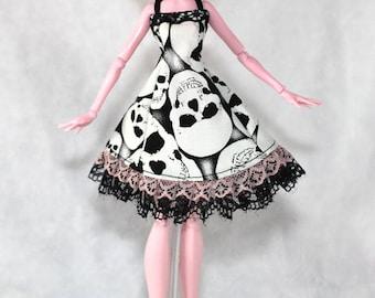 Bustier for Monster High dress
