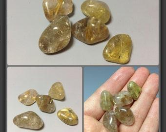 Sagenite/ 5 stones