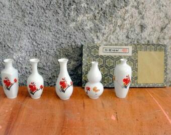 Japanese vintage jars