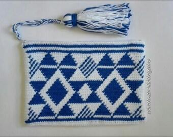 Clutch tapestry