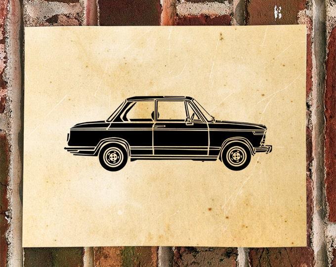 KillerBeeMoto: Limited Print German Sports Car Automotive Print 1 of 100