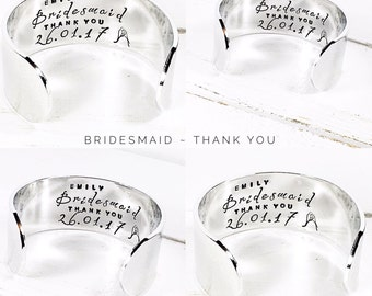 Bridesmaids gift | Bridesmaids Jewelry | Personalized Bridesmaids Gifts | Womens gift | Gift Ideas for Bridesmaids | Wedding Gifts (W200)