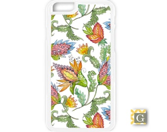 Galaxy S8 Case, S8 Plus Case, Galaxy S7 Case, Galaxy S7 Edge Case, Galaxy Note 5 Case, Galaxy S6 Case - Watercolor Botanicals