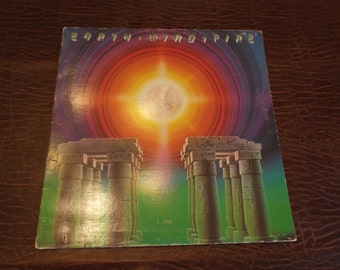 Earth Wind and Fire I AM - Sleeve and Cover ONLY there is NO Album here  Gift under 10  1979