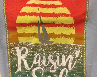 Girlie Girs Raisin' Sail Tshirt