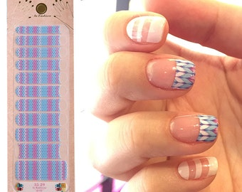 Gelstrip no.3529 by MonsterNails Nail Wraps