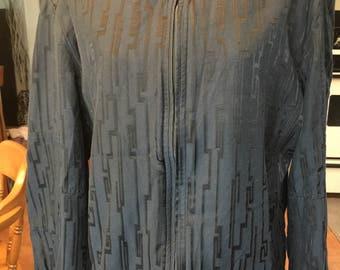 1980s Gianni Versace jacket.