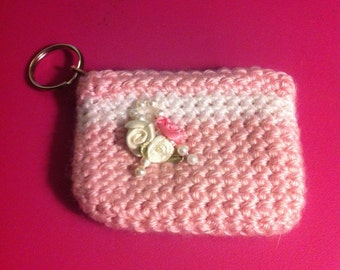 Coin Purse, Keychain, Purse