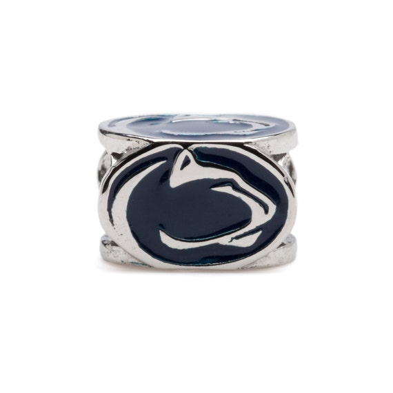 pre order now penn state nittany four sided bead charm