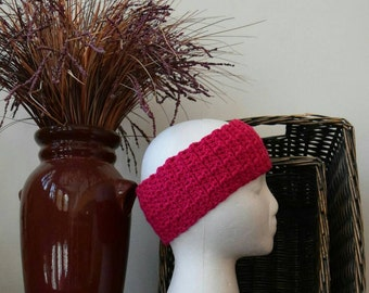 Sale 50% off! Pink Ear warmer