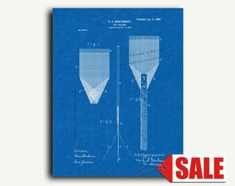 Patent Art - Fly Swatter Patent Wall Art Print